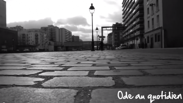 Ode au quotidien, Héléna Esparon, clip vidéo